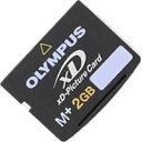 ◇ 【2GB】 OLYMPUS オリンパス XDピクチャーカード Type M+ 海外リテール M-XD2GMP ◆メ