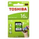 16GB TOSHIBA 東芝 EXCERIA SDHCカード CLASS10 UHS-I U1 R