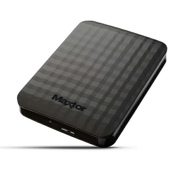 4TB ポータブルHDD 外付けハードディスク Maxtor Seagate M3 Portable 2.5 USB3.0 ブラック 海外リテール HX-M401TCB/GM ◆宅