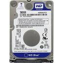 500GB 2.5インチ内蔵用HDD WesternDigi...