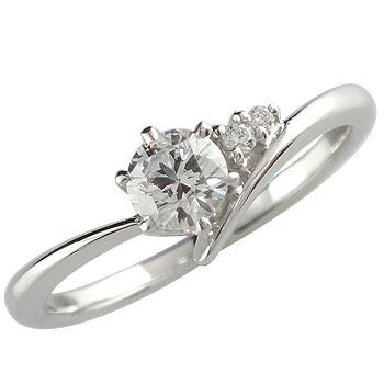 [送料無料]婚約指輪 エンゲージリング プラチナ...の商品画像