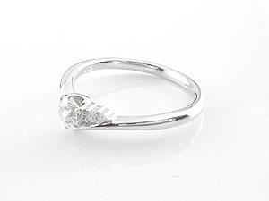 [送料無料]婚約指輪 エンゲージリング プラチ...の紹介画像2