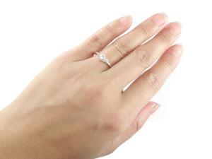 [送料無料]婚約指輪 エンゲージリング プラチ...の紹介画像3