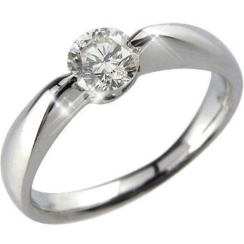 [送料無料]鑑定書付 ダイヤ ダイヤモンド リング プラチナリング 婚約指輪 指輪 エンゲージリング 0.50ctVSクラス 一粒ダイヤモンド 大粒ダイヤモンド 爪なし【_包装】0824カード分割【コンビニ受取対応商品】 新たな2人の始まりに 美しい永遠の輝きを…