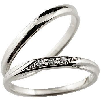 [送料無料]シルバー ダイヤモンド 結婚指輪 マリッジリング ペアリング ウェディングリング 結婚記念 つや消し ダイヤモンドポイント加工 ダイヤポイント あらし アンティーク加工 ハンドメイド 2本セット【_包装】0824カード分割【コンビニ受取対応商品】 【ずっと大切にしたい2人の気持ちをリングに託して】