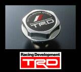 TRD オイルフィラーキャップ ネジ式 アルミ製シルバー 12180-SP002