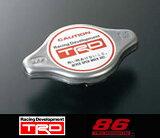 TRD PERFORMANCE PARTS TRD 散热器盖TOYOTA 86(hachiroku) DBA-ZN6/ FA20用品一对∶MS143-18001【TOYOTA[TRD PERFORMANCE PARTS TRD ラジエターキャップ TOYOTA 86 (ハチロク) DBA-ZN6 / FA20用品番:MS143-18001【