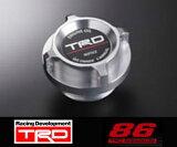 【 TOYOTA 86 (ハチロク) DBA-ZN6 / FA20用 】 TRD オイルフィラーキャップ ( 品番:MS112-18001 ) TRD PERFORMANCE PARTS