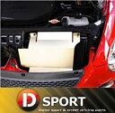 【 コペン L880K / JB-DET用 】 D-SPORT ラジエタークーリングパネル 品番:53151-B080 (Dスポーツ)