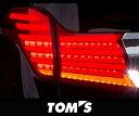 【 アルファード AGH30W, AGH35W, GGH30W, GGH35W, AYH30W前期用 】 トムス LEDテールランプ 品番コード: 81500-TGH31 ( TOM 039 s 正規品 ) ◎流れるウィンカー(流灯式) ※送料無料 (沖縄県および離島は除く)
