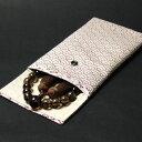 数珠袋・数珠入 『流し込 オフホワイト』02P03Dec16