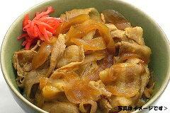 【お得】豚丼[1食]牛丼とは一味違った豚丼の味をご堪能下さい