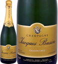 【クーポン配布中】シャンパーニュ・ジャック・ブサン・グラン・クリュ・ドゥミ・セック・トラディション【やや甘口】【シャンパン】【750ml】【Jacques Busin】