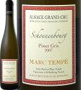 マルク・テンペ・グランクリュ・シュナンブール ピノ・グリ 2008【フランス】【白ワイン】【750ml】【ミディアムボディ】【やや辛口】【ビオディナミ】