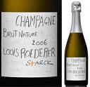 [クーポンで7%OFF]ルイ・ロデレール・ブリュット・ナチューレ 2006【シャンパン】【750ml】【正規】【箱なし】【Louis Roederer】
