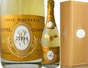 [クーポンで7%OFF]ルイ・ロデレール・クリスタル 2006【シャンパン】【750ml】【正規】【箱入り】【Louis Roederer】