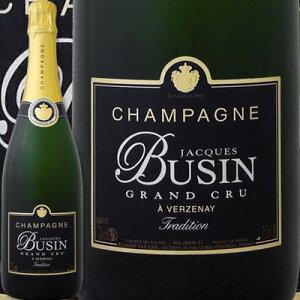 シャンパーニュ ジャック ブサン・グラン・クリュ・ブリュット・トラディション シャンパン スパークリングワイン