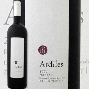 アルディレス・メルム・プリオラーティ スペイン 赤ワイン パーカー プリオラート
