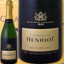 シャンパーニュ・アンリオ・ブリュット・ミレジメ 2006【シャンパン】【正規】【Henriot】【箱なし】【フランス】【750ml】【ミディアムボディ】【辛口】