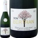ドン・ベルトラン・カバ・ブリュット【スペイン】【白スパークリングワイン】【750ml】【ミディアムボディ寄りのライトボディ】【辛口】
