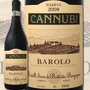 フラテッリ・セリオ・エ・バッティスタ・ボルゴーニョ・バローロ・カンヌビ・リゼルヴァ 2009【イタリア】【赤ワイン】【750ml】【フルボディ】