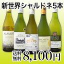 新世界ならではの豊かな果実味を堪能できるシャルドネ100%の白ワインセット!