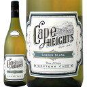 ケープ ハイツ シュナン ブラン【南アフリカ】【白ワイン】【750ml】【ミディアムボディ】【辛口】【Cape Heights】