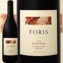フォリス・ログ・ヴァレー・ピノ・ノワール2012【アメリカ】【赤ワイン】【750ml】【オレゴン】【