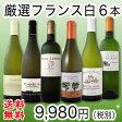 【送料無料】第64弾!特大感謝の厳選フランス白ワイン大放出6本セット!