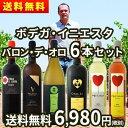 あの超スター・プレイヤー、イニエスタのプレミアムなワイン6本が揃って超お買い得!!