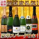 【送料無料】第78弾!ベスト・オブ・スパーク!京橋ワイン厳選!高級クレマンも入った極旨泡ばかりの辛口