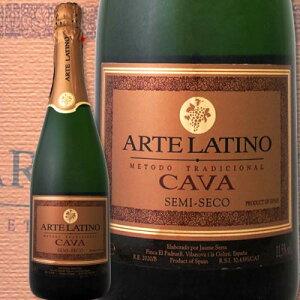 アルテラティーノ・カヴァ・セミセコ スペイン スパークリングワイン ミディアムボディ スパーク ぶどう酒