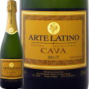 スパークリングワインアルテラティーノ・カヴァ・ブリュット【スペイン】【白スパークリングワイン】【750ml】【ミディアムボディ寄りのライトボディ】【辛口】