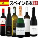 [クーポンで最大2,000円OFF]【送料無料】華麗なる新時代スペインワインセット!!