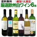 ワイン 【送料無料】第107弾!当店厳選!これぞ極旨辛口白ワイン!『白ワインを存分に楽しむ!』味わい深いスーパー・セレクト白6本セット