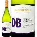 オーストラリアワインdbデ・ボルトリ・DB・トラミナー・リースリング(最新ヴィンテージ)【オーストラリア】【白ワイン】【750ml】【ライトボディ】【やや甘口】