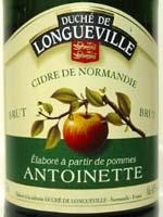 ロングヴィル シードル・アントワネット フランス スパークリングワイン スパーク ぶどう酒