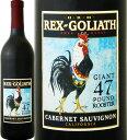 啤酒, 洋酒 - [クーポンで7%OFF]レックス・ゴライアス・カベルネ・ソーヴィニョン【アメリカ】【カリフォルニア】【750ml】【赤ワイン】【終売】