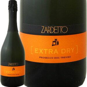 ザルデット・プロセッコ・エクストラ・ドライ イタリア スパークリングワイン スパーク ぶどう酒