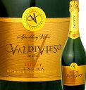 バルディヴィエソ・エクストラ・ブリュット スパークリングワイン ミディアムボディ スパーク ぶどう酒