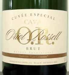 カバ・オリオール・ロッセル・キュヴェ・エスペシアル スペイン スパークリングワイン ミディアムボディ