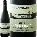 アニータ&ハンス・ニットナウス ブラウフレンキッシュ ライタベルグ 2012【オーストリア】【赤ワイン】【750ml】【ミディアムボディ】【辛口】
