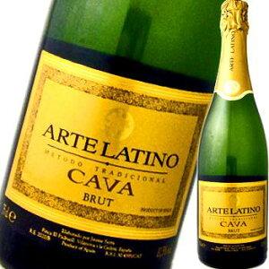 アルテラティーノ・カヴァ・ブリュット スペイン スパークリングワイン ミディアムボディ スパーク