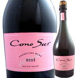 コノスル・ブリュット・ロゼ ロゼスパークリングワイン