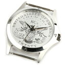 KC,s original men clockface [TWENTY white clockface]