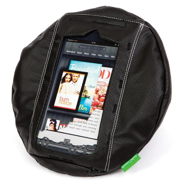 (Nexus7KindleFireケーススタンド)ビーズクッションとの奇跡のコラボ(Tabcoosh for 7インチタブレット)