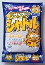 シリカゲル 猫砂 リサイクル シャトル ブルー 3.6L × 8袋 (1ケース)