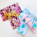 22cmドールサイズ 着物・浴衣の型紙セット【お人形・服の作り方・型紙・作り方】けーことん