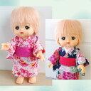 メルちゃんサイズ 浴衣、着物型紙セット2サイズ【お人形・服の作り方・型紙・ソランちゃんサイズ・単品】