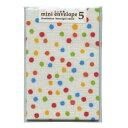 【リュリュ】mini envelope/ミニ封筒【水玉】 FUM-10 【あす楽対応】